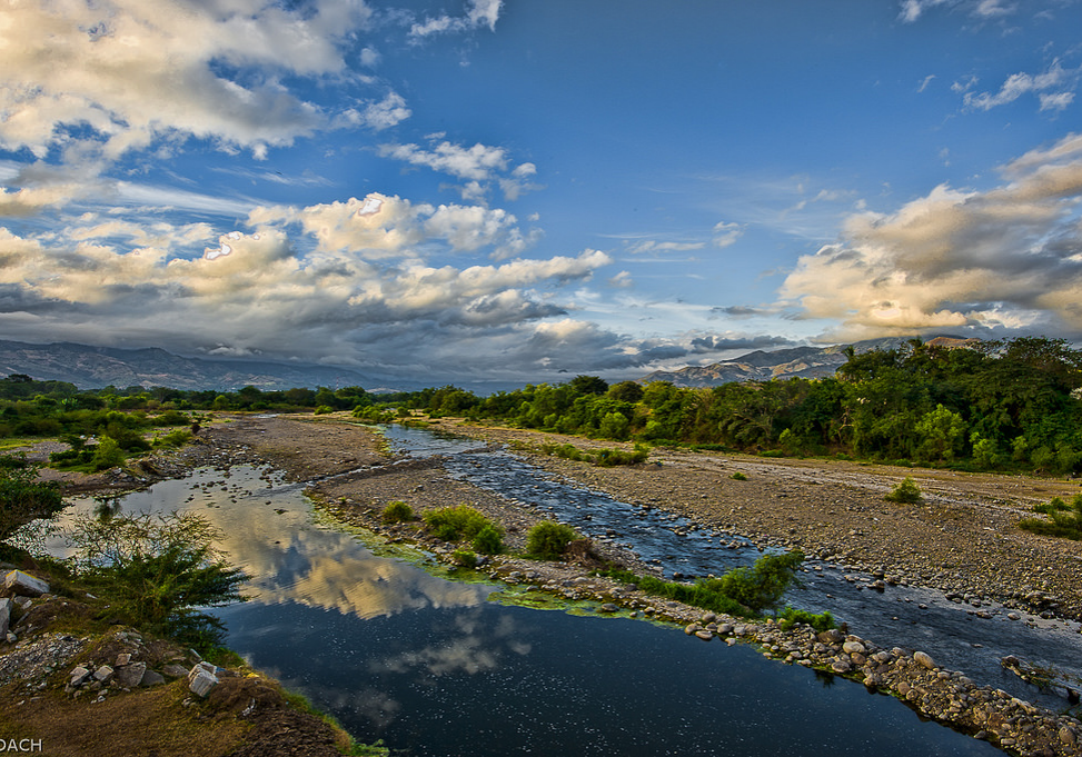 Waterway in Chiquimula, Guatemala. Photo: Christopher William Adach/Flickr Creative Commons
