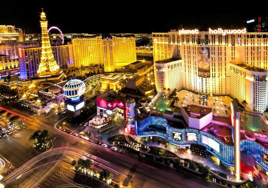 Las Vegas, Nevada, a vacation destination any time of the year. (Photo source: Handout)